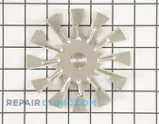 Fan Blade - Part # 1166238 Mfg Part # WB02T10289