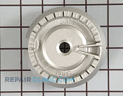 Surface Burner Base - Part # 1166808 Mfg Part # WB16K10056