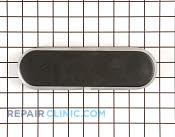 Surface Burner Cap - Part # 1166806 Mfg Part # WB16K10053
