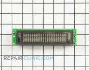 Display Board - Part # 1167204 Mfg Part # WB27X10856