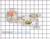 Oven Valve and Pressure Regulator - Part # 1556011 Mfg Part # WB19K10043
