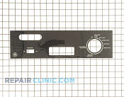 Control  Panel - Part # 1168442 Mfg Part # WD34X11181