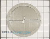 Vent Damper - Part # 1172999 Mfg Part # SB02000756