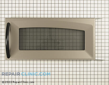 Microwave Oven Door 8205793 Main Product View