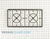Burner Grate - Part # 1179090 Mfg Part # 8285879CB