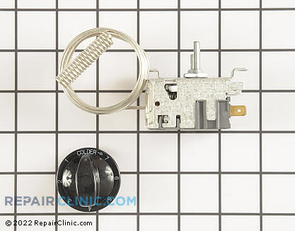 Temperature Control Thermostat 2923-S Main Product View