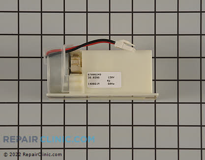 Damper Control Assembly 67006249 Main Product View