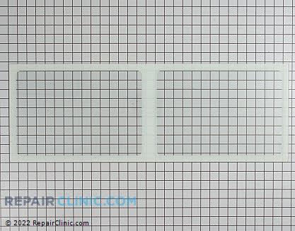 Shelf Glass 67006655 Main Product View