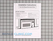 Installation Instructions - Part # 1191772 Mfg Part # 316488501