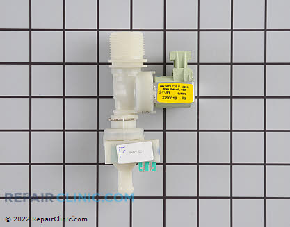 Water Inlet Valve 8073825         Main Product View