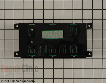 Oven Control Board 316455400       Main Product View