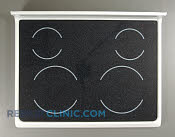 Glass Cooktop - Part # 1197210 Mfg Part # 316456241