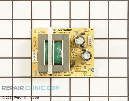 Power Supply Board 316435703 Main Product View