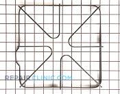 Burner Grate - Part # 1197294 Mfg Part # 316463200