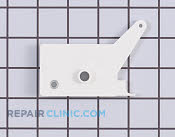 Bracket-ice maker - Part # 1198684 Mfg Part # 5304458374