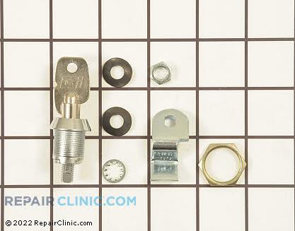 Coin Box Lock 5304458427 Main Product View