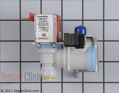 Water Inlet Valve 2315576         Main Product View
