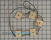 Spark Ignition Switch and Harness - Part # 1203541 Mfg Part # 12002791