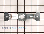 Bracket & Flange - Part # 1206723 Mfg Part # C0507.4.2-2