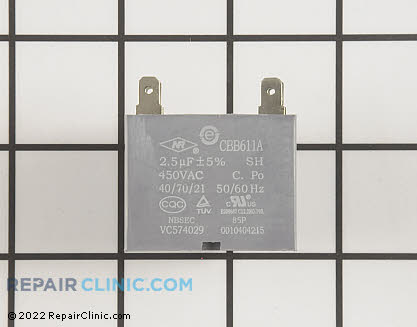 Capacitor AC-1400-49 Main Product View