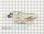 Power Cord - Part # 1216848 Mfg Part # AC-1900-05