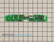User Control and Display Board - Part # 1215710 Mfg Part # AC-0668-102