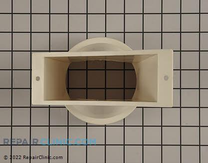 Air Baffle AC-4695-01 Main Product View