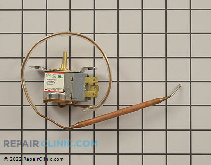 Temperature Control Thermostat AC-7350-08 Main Product View