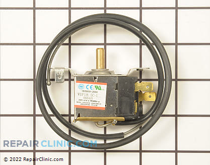 Temperature Control Thermostat RF-7350-122 Main Product View