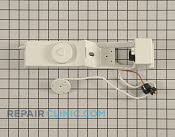 Temperature Control Thermostat - Part # 1224604 Mfg Part # RF-7350-48