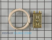Temperature Control Thermostat - Part # 1224605 Mfg Part # RF-7350-49