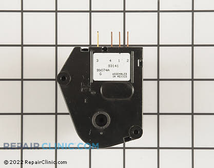 Defrost Timer RF-7400-08 Main Product View