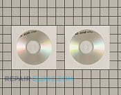 Manuals, Care Guides & Literature - Part # 1227662 Mfg Part # WD-8888-CD01