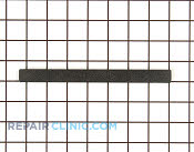 Trim Piece - Part # 1242602 Mfg Part # Y04100580