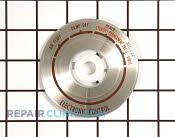 Knob Dial - Part # 1245888 Mfg Part # Y304080