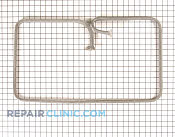 Gasket - Part # 1256906 Mfg Part # 62813