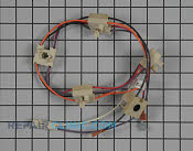 Spark Ignition Switch and Harness - Part # 1257134 Mfg Part # WB18T10387