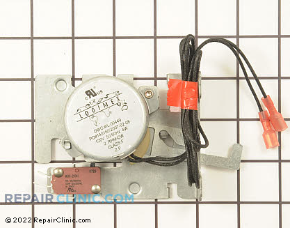 Door Lock Motor and Switch Assembly 318261213       Main Product View