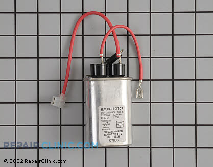 Capacitor 5304461618 Main Product View