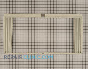 Window Side Curtain and Frame - Part # 1260703 Mfg Part # 5304460172