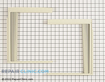 Window Side Curtain and Frame 5304460173 Main Product View