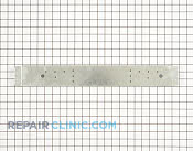 Bracket & Flange - Part # 1262186 Mfg Part # WB02T10330