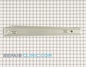 Drawer Slide Rail - Part # 1262205 Mfg Part # WB02T10352