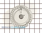 Surface Burner Base - Part # 1262620 Mfg Part # WB16K10062