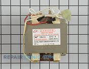 High Voltage Transformer - Part # 1262971 Mfg Part # WB27X10929