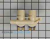 Water Inlet Valve - Part # 1264513 Mfg Part # WH13X10031