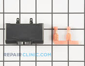 Run Capacitor - Part # 1266159 Mfg Part # WR62X10058