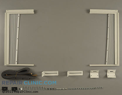 Curtain Installation Kit 3127AR3403D Main Product View