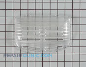 Light  Lens - Part # 1267151 Mfg Part # 3550JA1386B