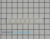 Lint Filter Cover - Part # 1267128 Mfg Part # 3550ED3012B